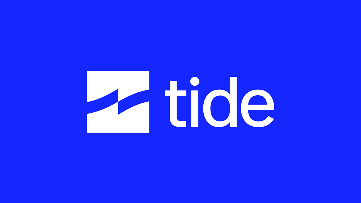 The 'Tide' logo.