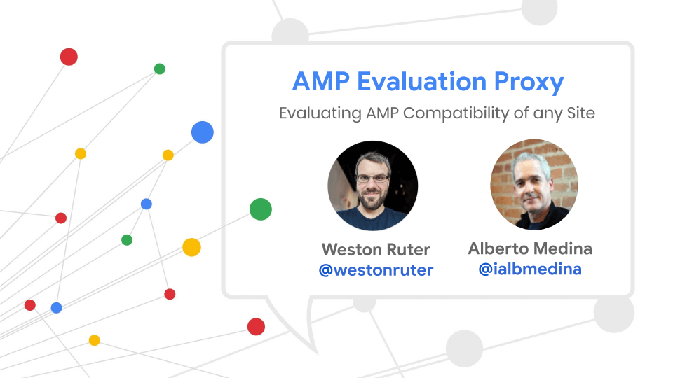 AMP evaluation proxy - evaluating AMP compatibility of any site.
