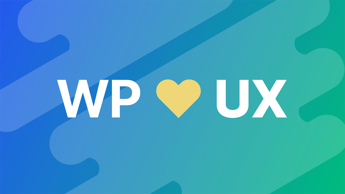 WordPress is perfect for enterprise UX